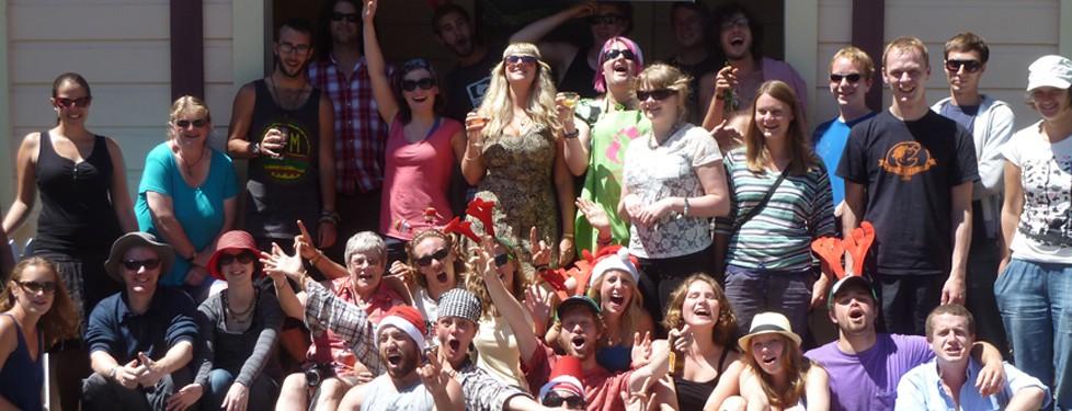 Christmas at the Albaross